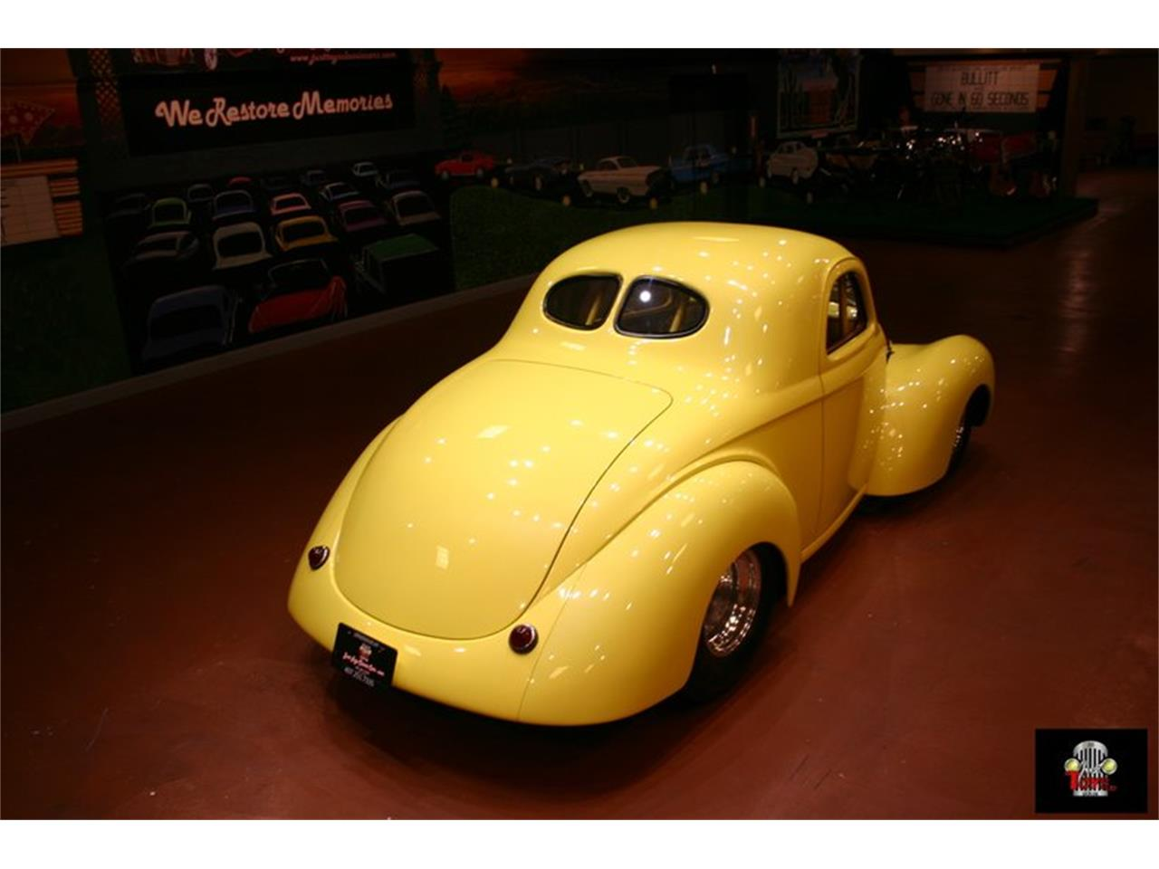 Large Picture of Classic 1941 Willys Street Rod Offered by Just Toys Classic Cars - L901