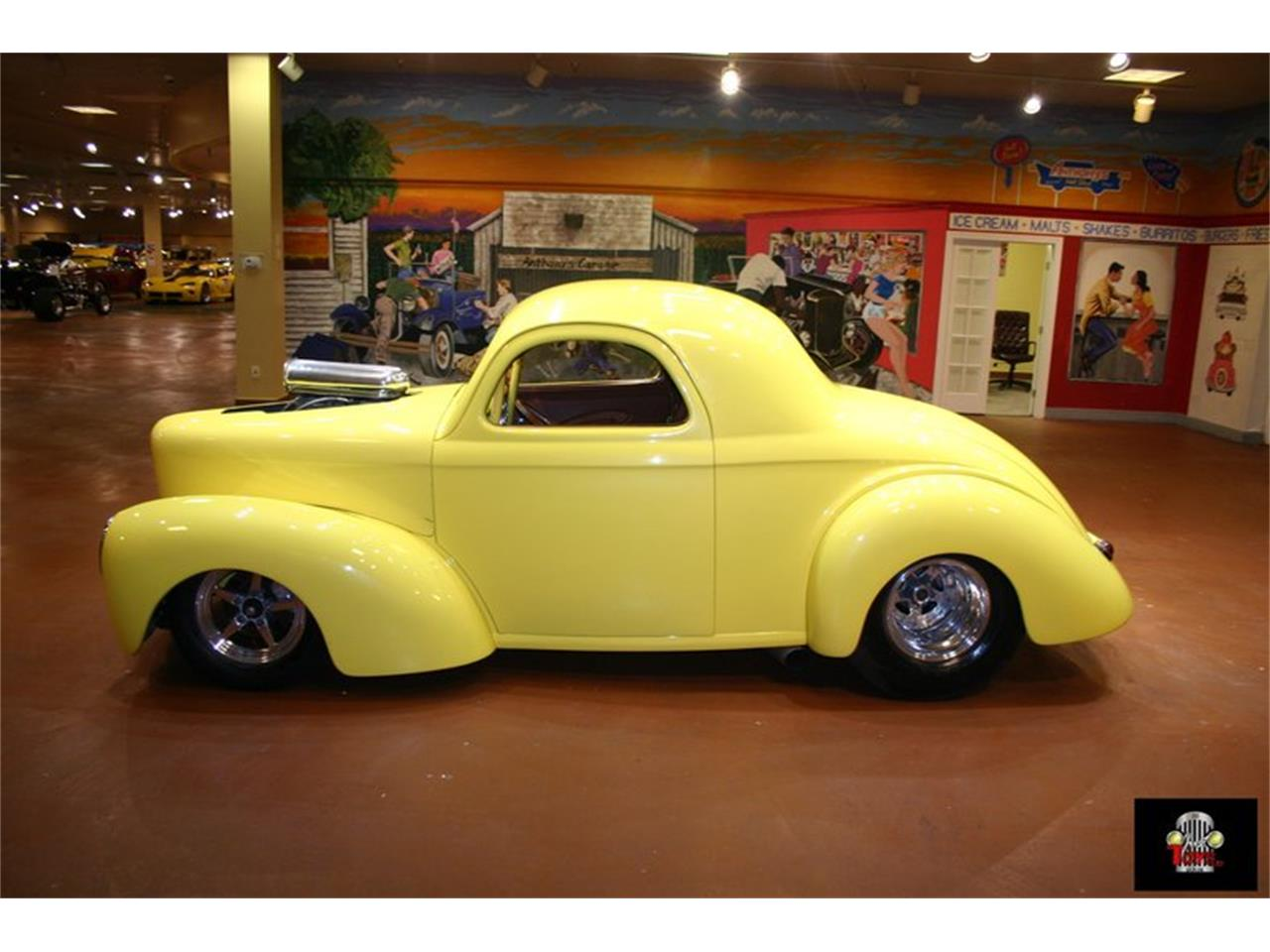 Large Picture of 1941 Willys Street Rod located in Florida - $82,995.00 - L901
