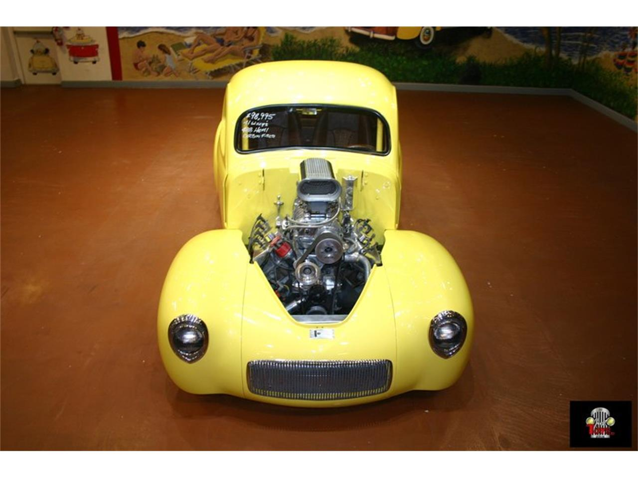 Large Picture of '41 Street Rod located in Florida - $82,995.00 Offered by Just Toys Classic Cars - L901