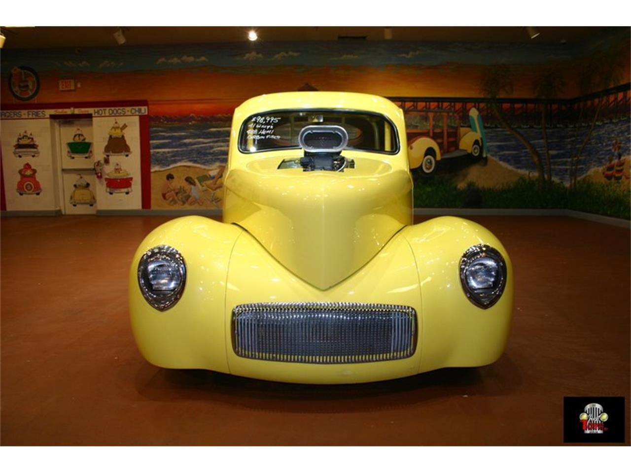 Large Picture of 1941 Street Rod located in Orlando Florida Offered by Just Toys Classic Cars - L901