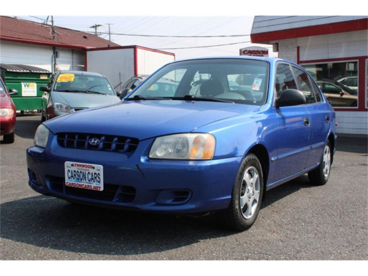 Large Picture of '02 Accent - L90E
