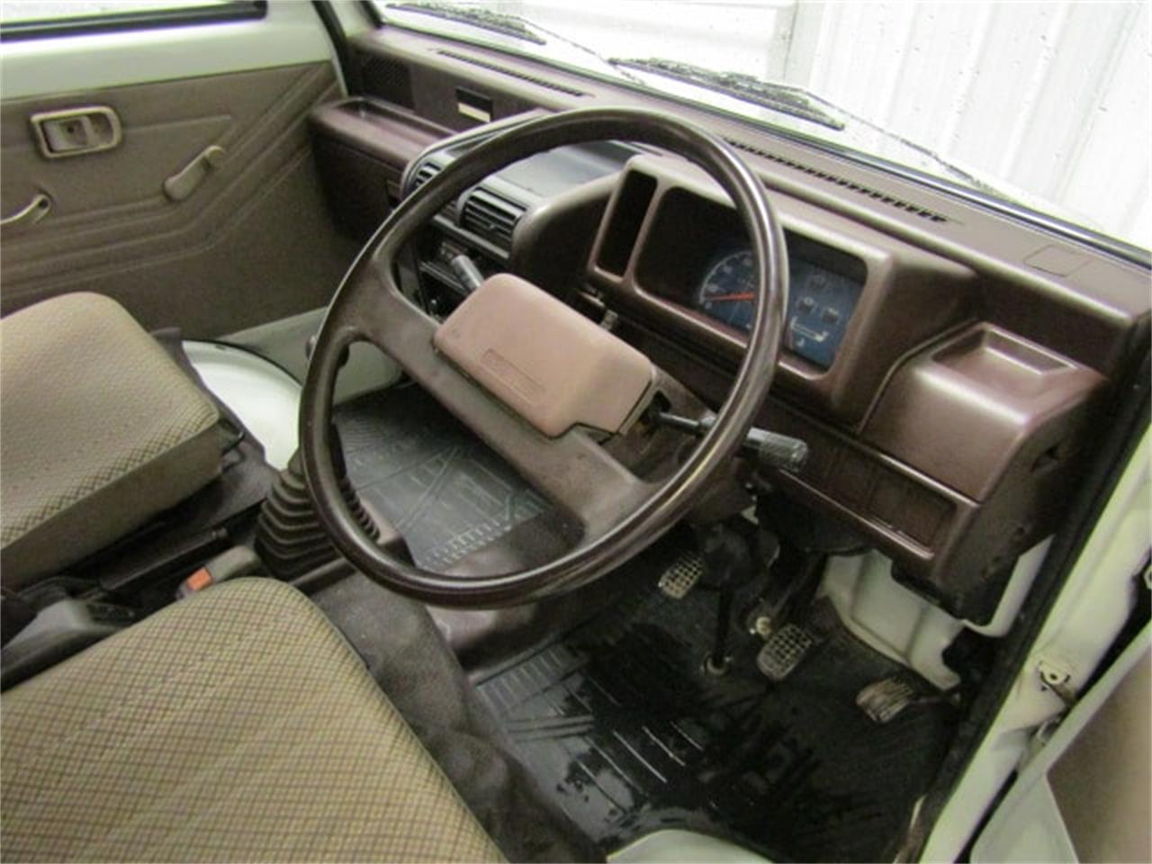 Large Picture of '88 HiJet - L802