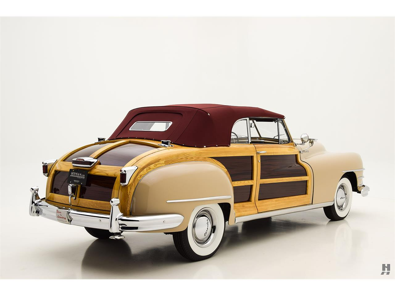 Large Picture of '47 Chrysler Town & Country located in Saint Louis Missouri - $198,500.00 - L804