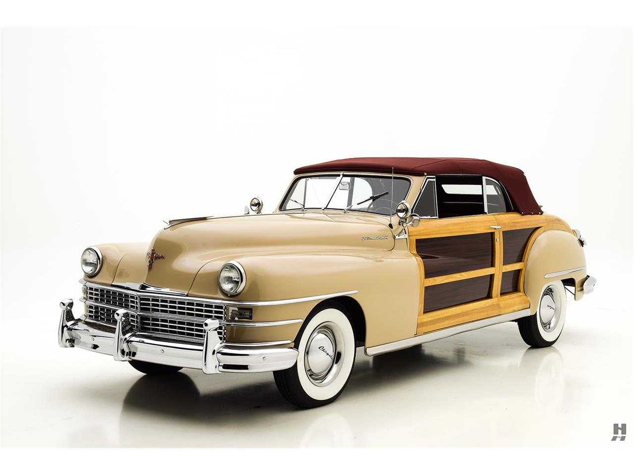 Large Picture of Classic 1947 Chrysler Town & Country - $198,500.00 Offered by Hyman Ltd. Classic Cars - L804