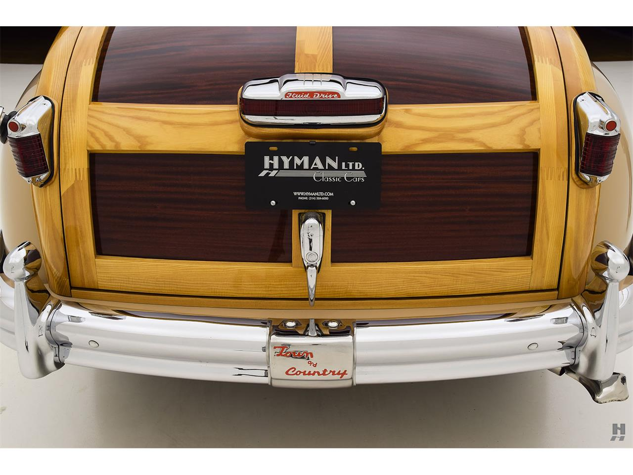 Large Picture of '47 Chrysler Town & Country located in Saint Louis Missouri Offered by Hyman Ltd. Classic Cars - L804