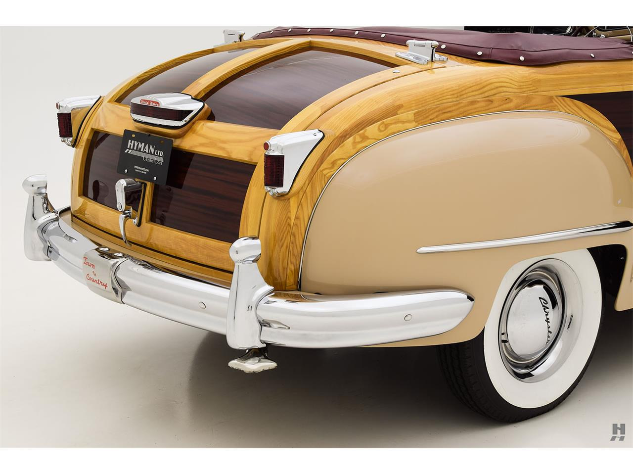Large Picture of 1947 Chrysler Town & Country - $198,500.00 - L804