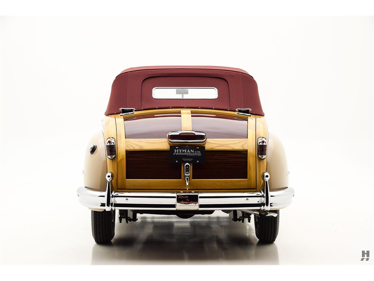 Large Picture of '47 Chrysler Town & Country Offered by Hyman Ltd. Classic Cars - L804