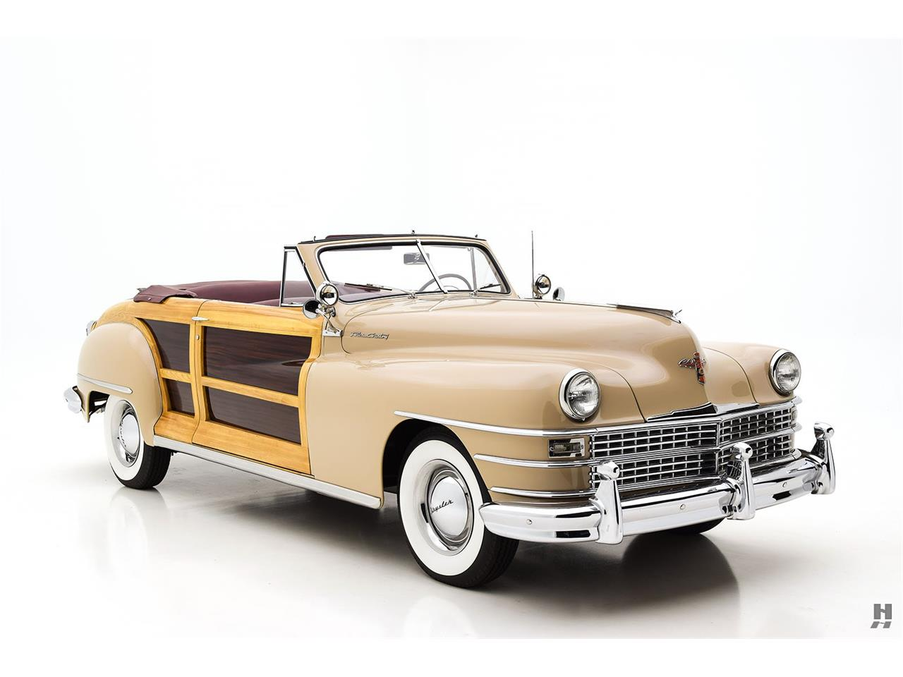 Large Picture of '47 Chrysler Town & Country - $198,500.00 Offered by Hyman Ltd. Classic Cars - L804