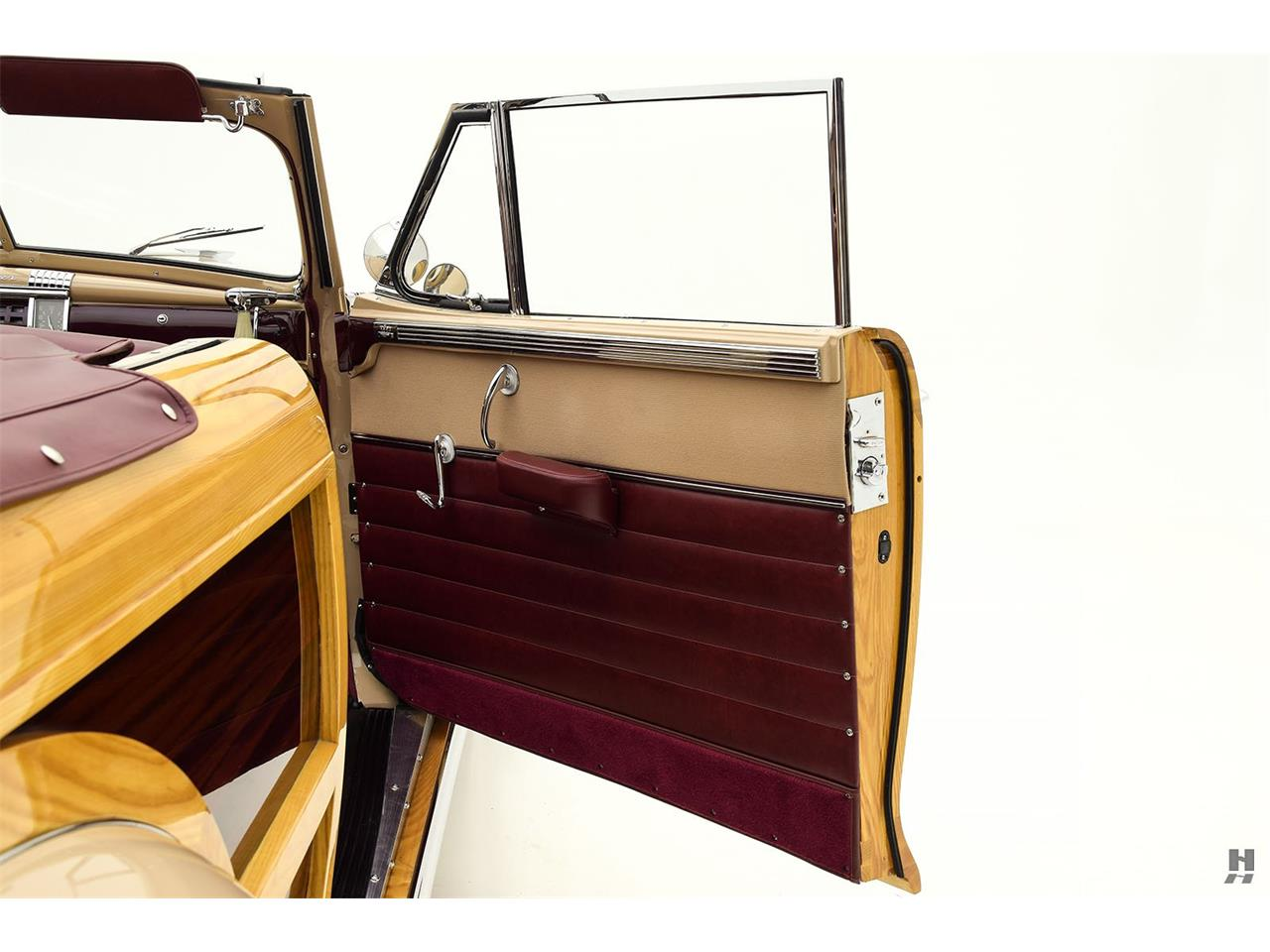 Large Picture of Classic '47 Chrysler Town & Country Offered by Hyman Ltd. Classic Cars - L804