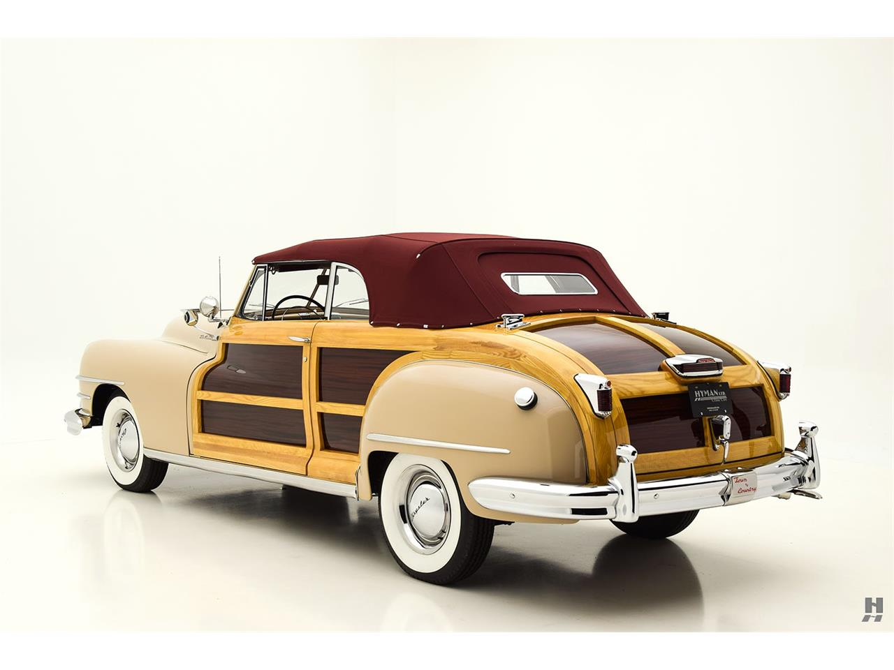Large Picture of '47 Town & Country located in Saint Louis Missouri - $198,500.00 Offered by Hyman Ltd. Classic Cars - L804