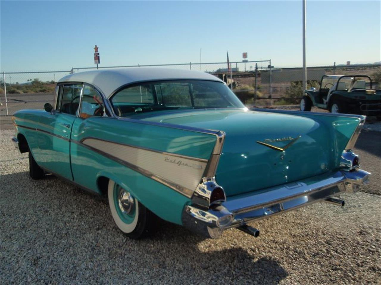 Large Picture of Classic '57 Chevrolet Bel Air - L916