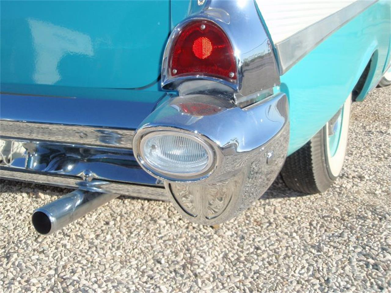 Large Picture of Classic 1957 Chevrolet Bel Air - L916