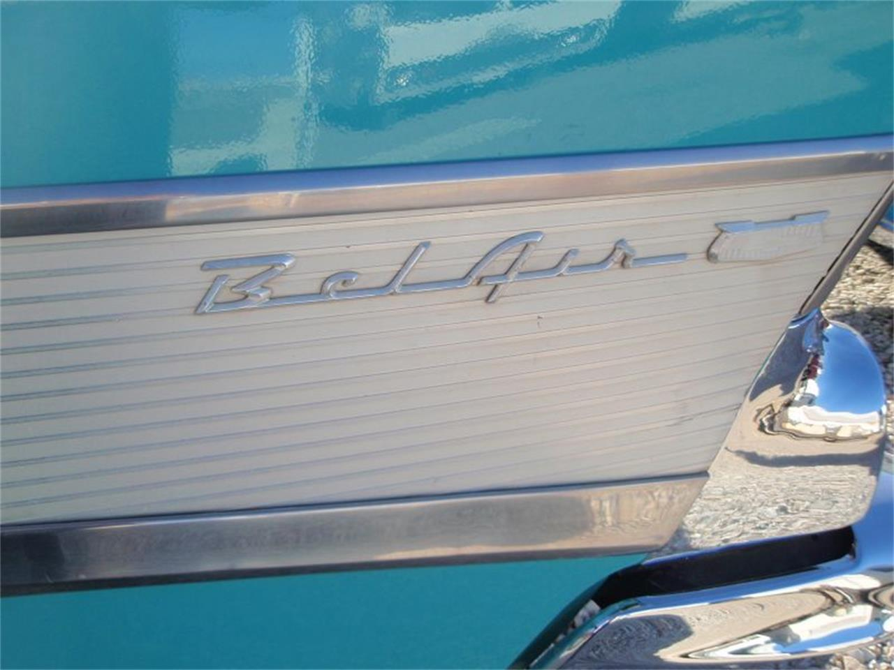 Large Picture of '57 Bel Air located in Arizona Offered by Desert Gardens Classic Cars - L916