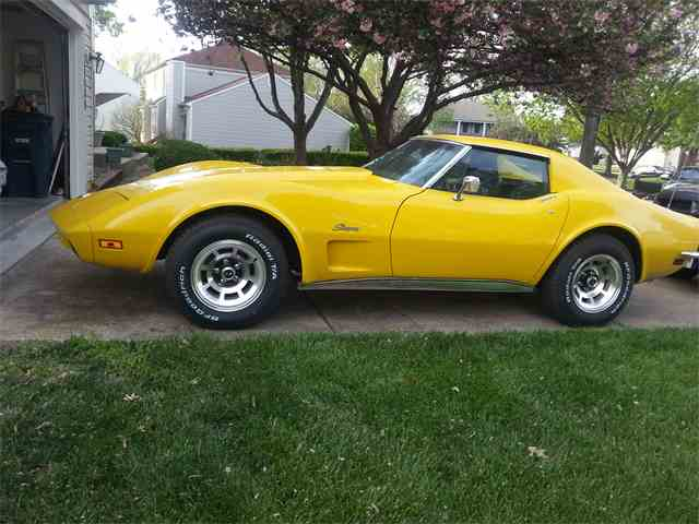 Picture of Classic 1973 Chevrolet Corvette located in Mitchellville Maryland - L91E