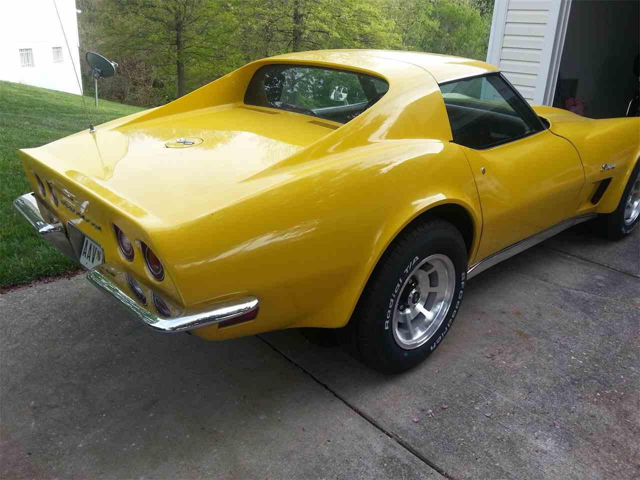 Large Picture of '73 Corvette - L91E