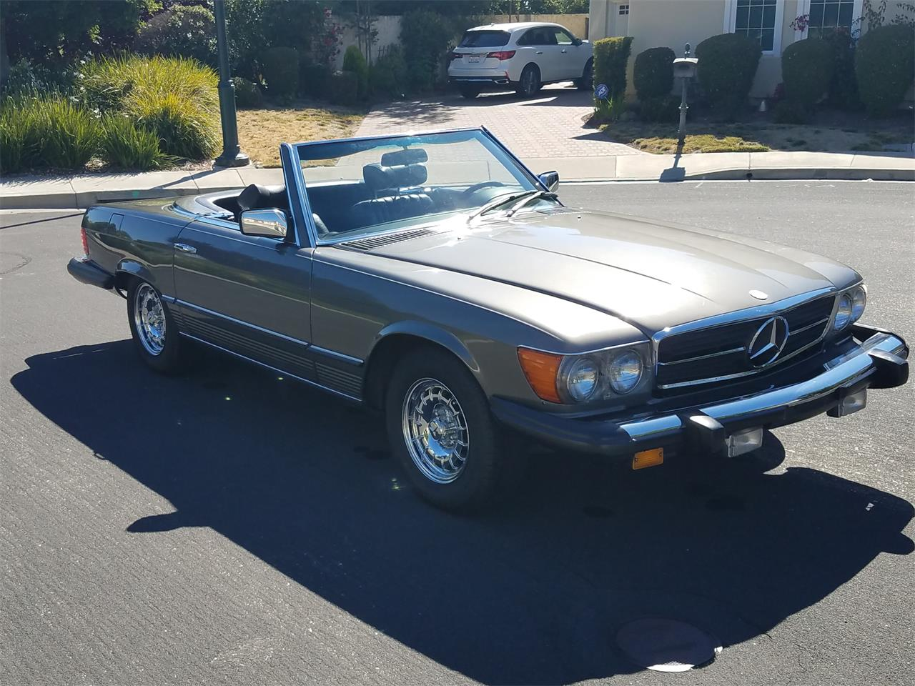 Large Picture of '79 450SL - L91G