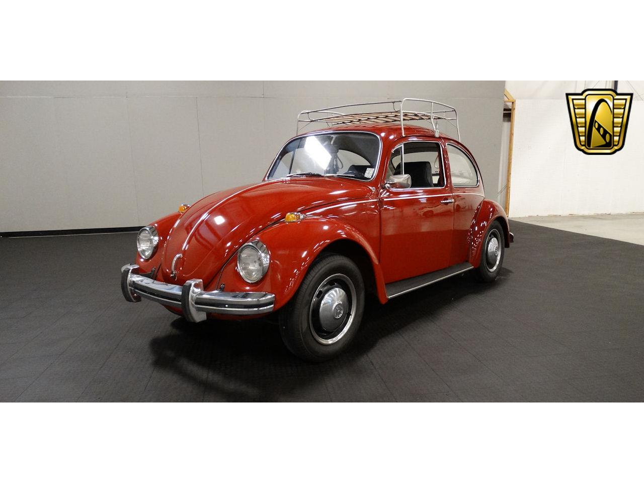 Large Picture of '68 Volkswagen Beetle located in Indiana Offered by Gateway Classic Cars - Louisville - L91P