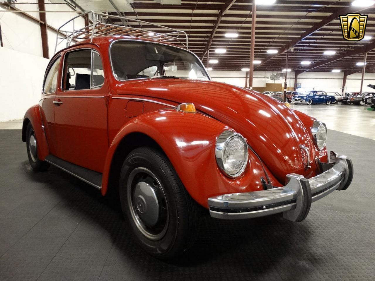 Large Picture of 1968 Volkswagen Beetle located in Memphis Indiana Offered by Gateway Classic Cars - Louisville - L91P
