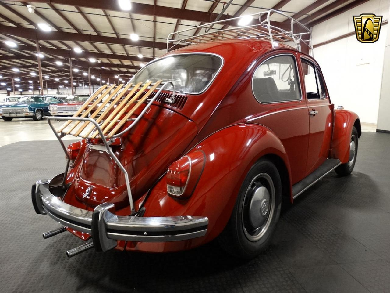 Large Picture of Classic 1968 Volkswagen Beetle located in Memphis Indiana - $10,995.00 - L91P