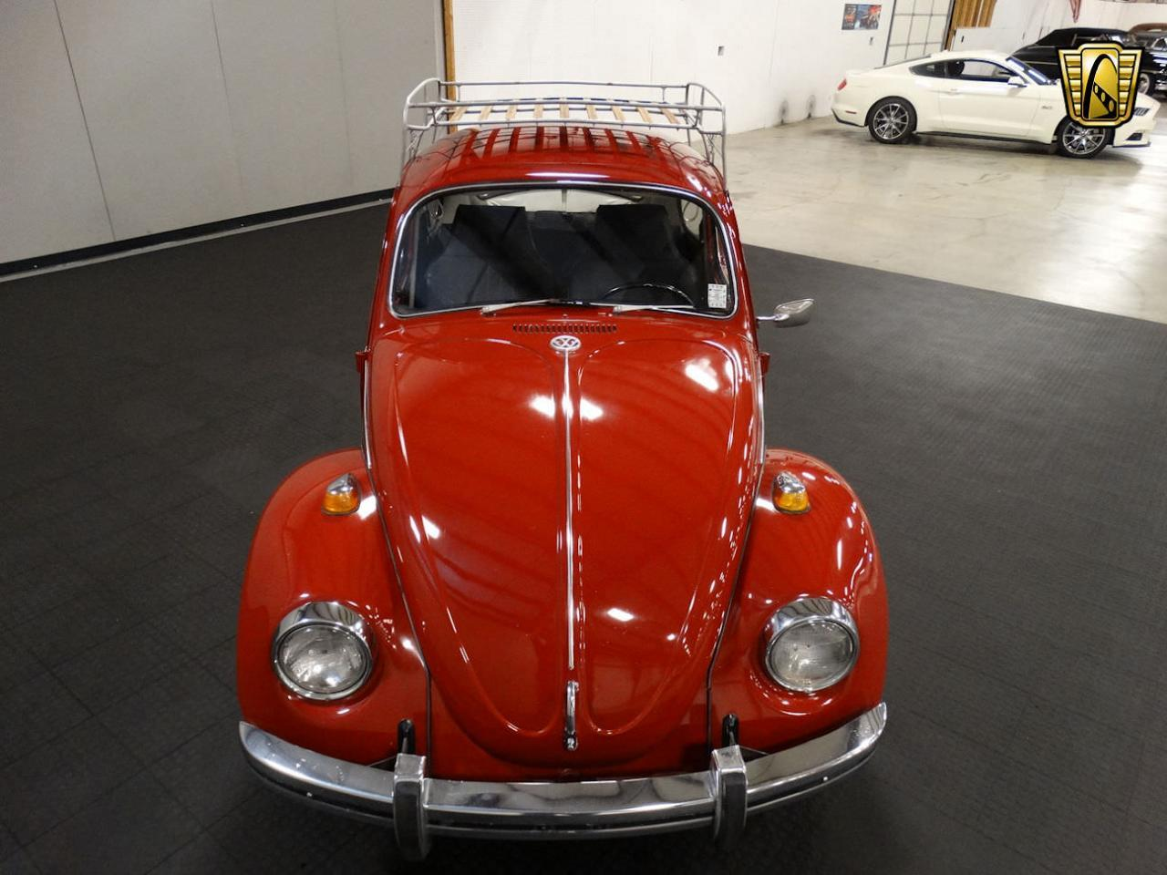 Large Picture of '68 Volkswagen Beetle located in Memphis Indiana Offered by Gateway Classic Cars - Louisville - L91P