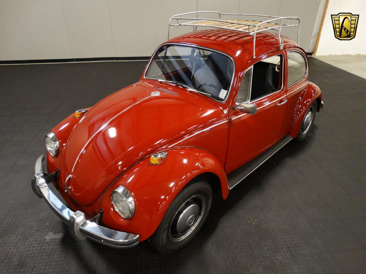 Large Picture of Classic '68 Volkswagen Beetle located in Memphis Indiana - $10,995.00 Offered by Gateway Classic Cars - Louisville - L91P