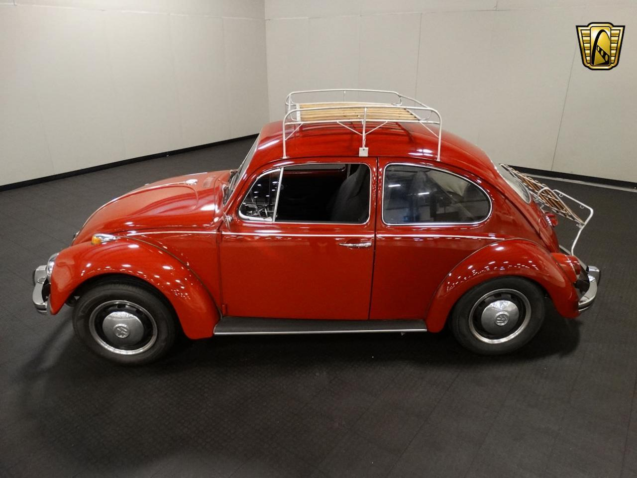 Large Picture of Classic '68 Volkswagen Beetle located in Memphis Indiana Offered by Gateway Classic Cars - Louisville - L91P