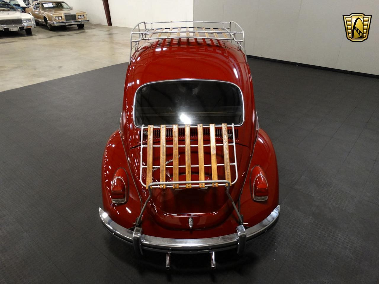 Large Picture of '68 Volkswagen Beetle - $10,995.00 Offered by Gateway Classic Cars - Louisville - L91P