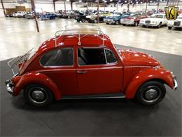 Picture of '68 Beetle located in Indiana - $10,995.00 Offered by Gateway Classic Cars - Louisville - L91P
