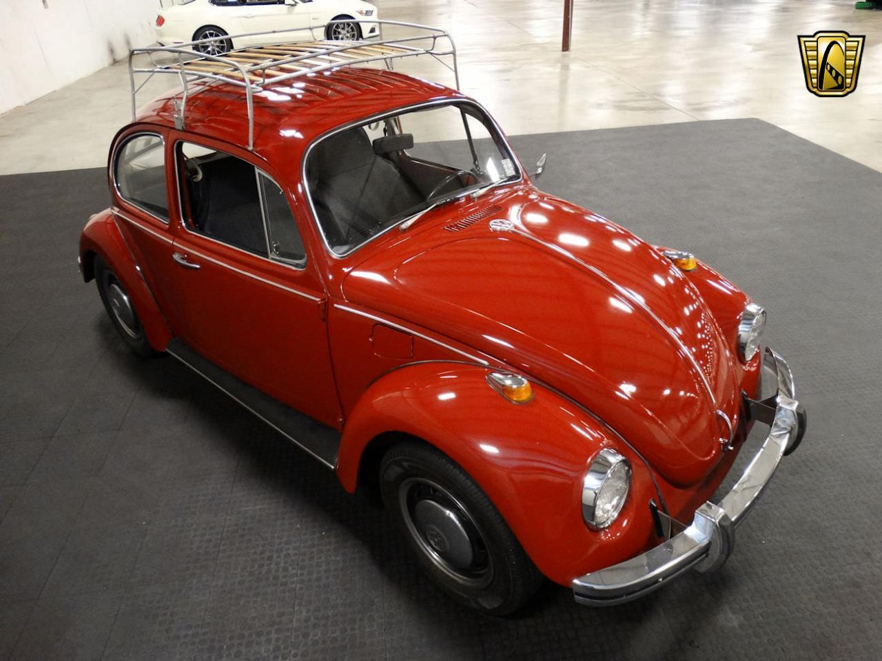 Large Picture of 1968 Volkswagen Beetle Offered by Gateway Classic Cars - Louisville - L91P