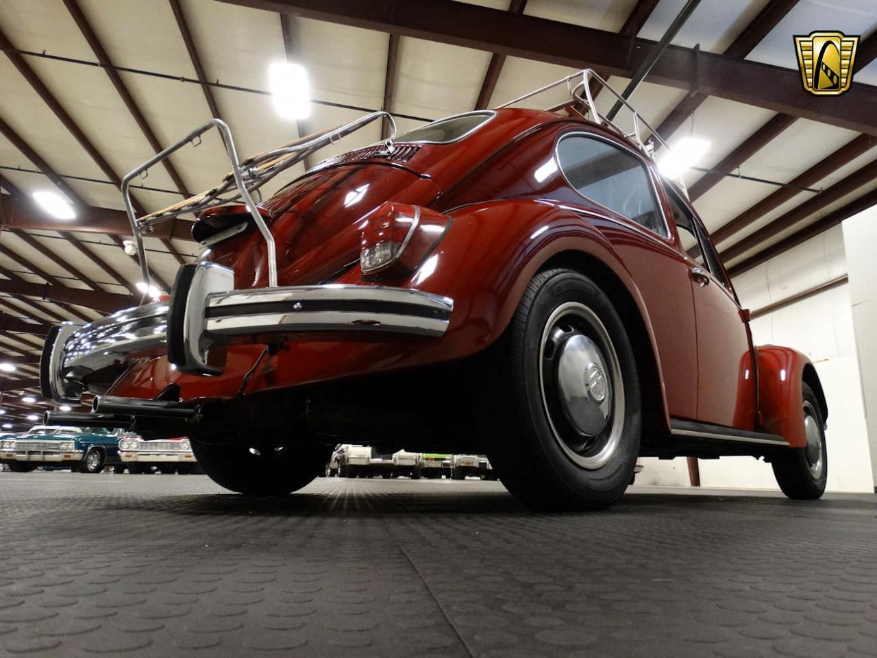 Large Picture of Classic 1968 Volkswagen Beetle Offered by Gateway Classic Cars - Louisville - L91P