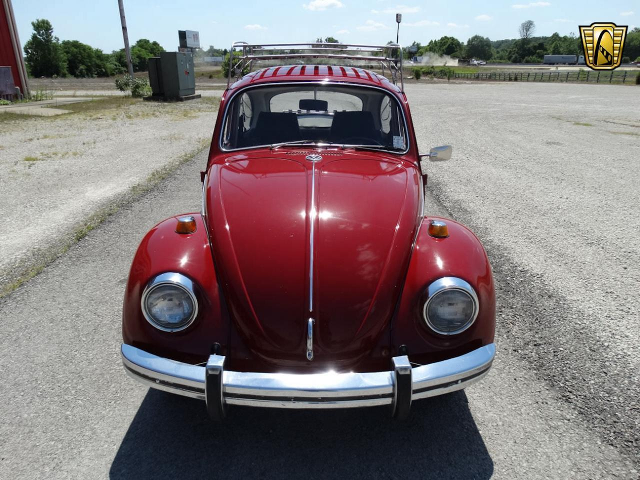 Large Picture of '68 Beetle - $10,995.00 Offered by Gateway Classic Cars - Louisville - L91P