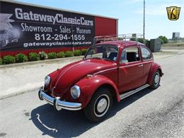 Picture of '68 Volkswagen Beetle Offered by Gateway Classic Cars - Louisville - L91P