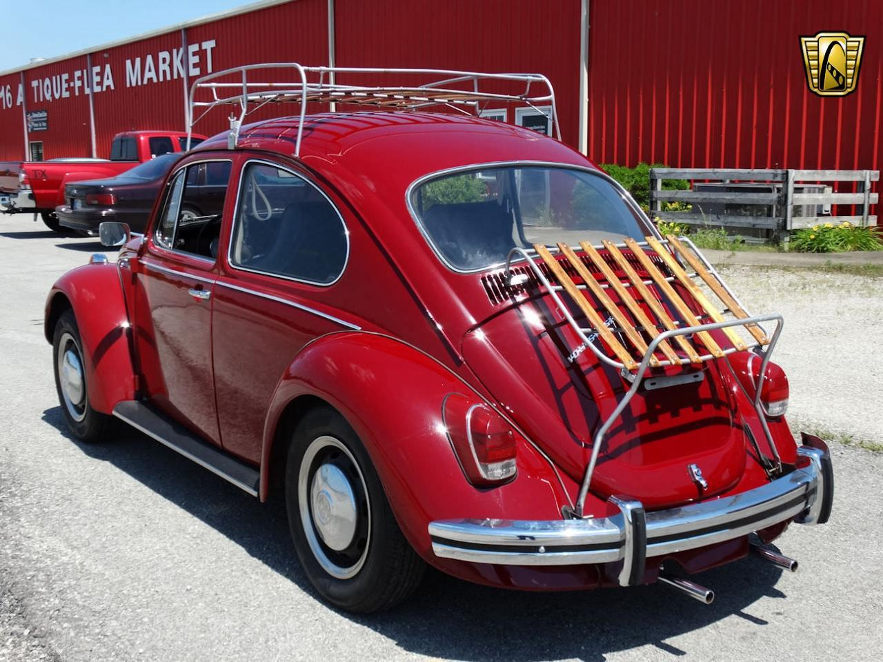 Large Picture of Classic 1968 Beetle located in Memphis Indiana - L91P