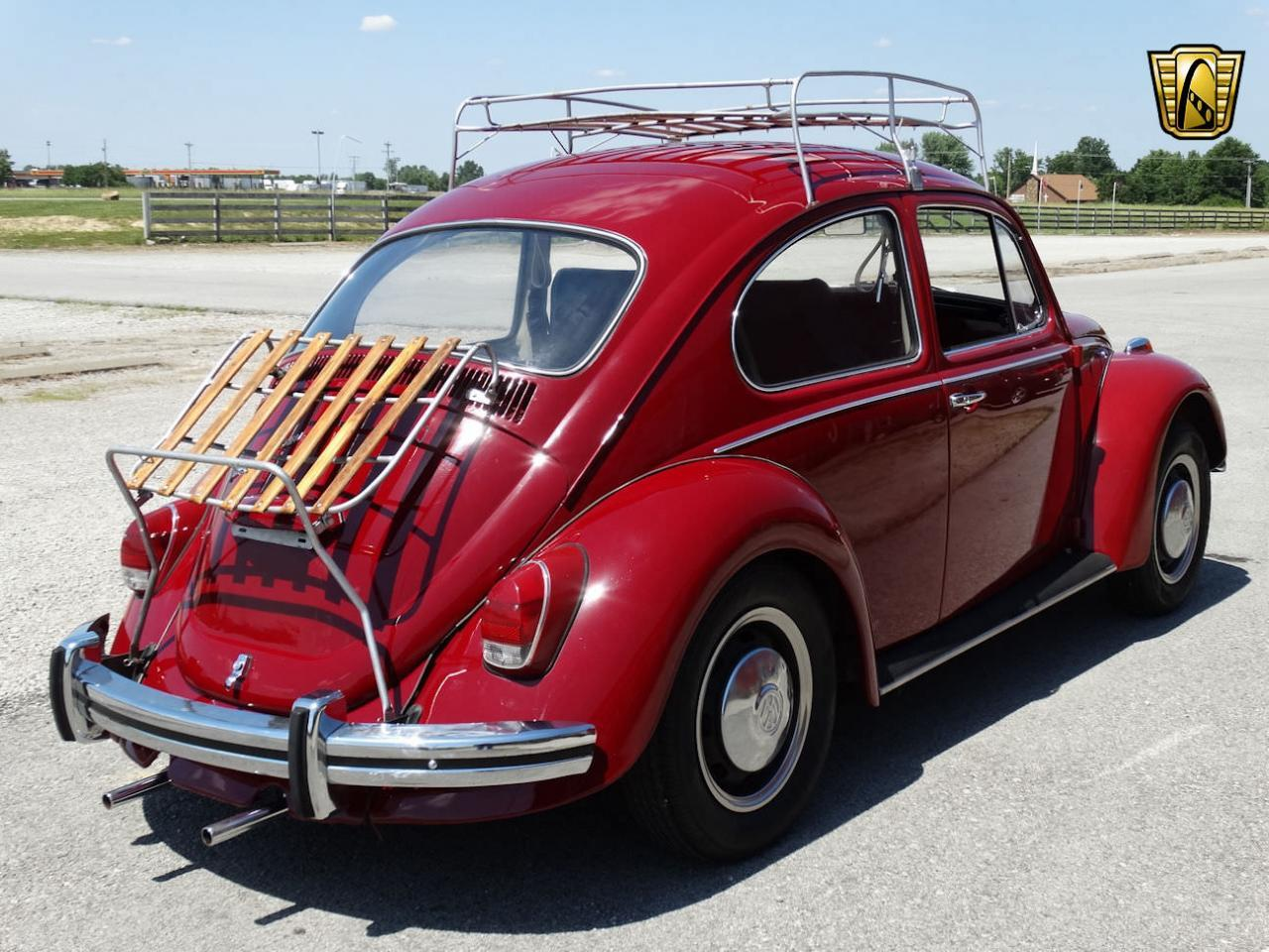 Large Picture of Classic 1968 Volkswagen Beetle - L91P