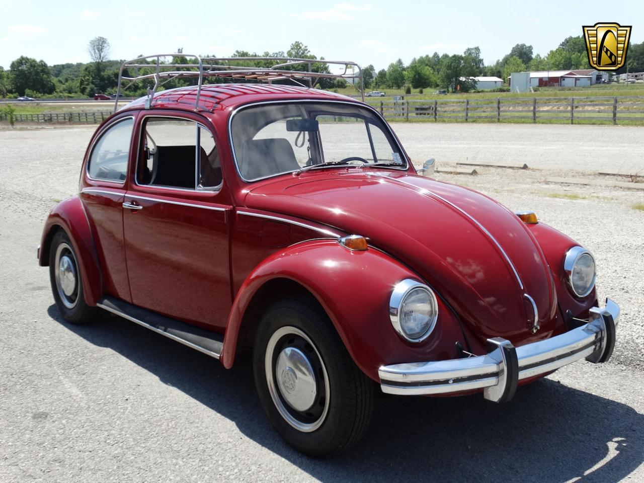 Large Picture of '68 Volkswagen Beetle located in Memphis Indiana - $10,995.00 - L91P