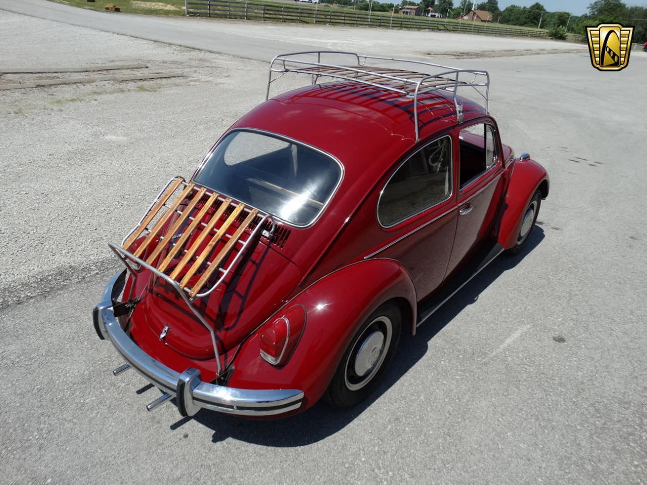 Large Picture of Classic '68 Beetle - $10,995.00 - L91P