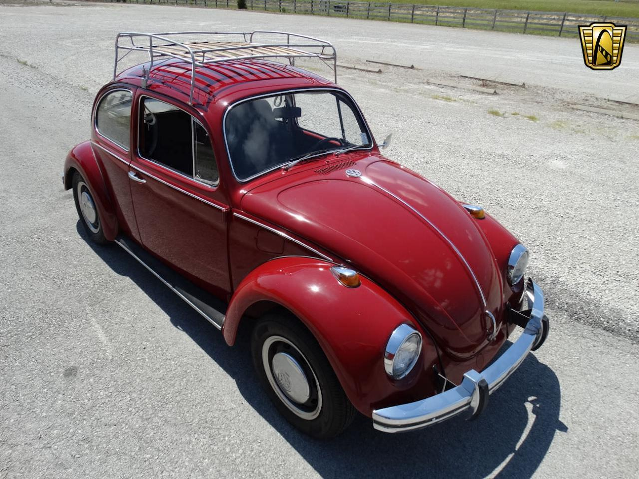 Large Picture of Classic 1968 Beetle located in Memphis Indiana - $10,995.00 - L91P