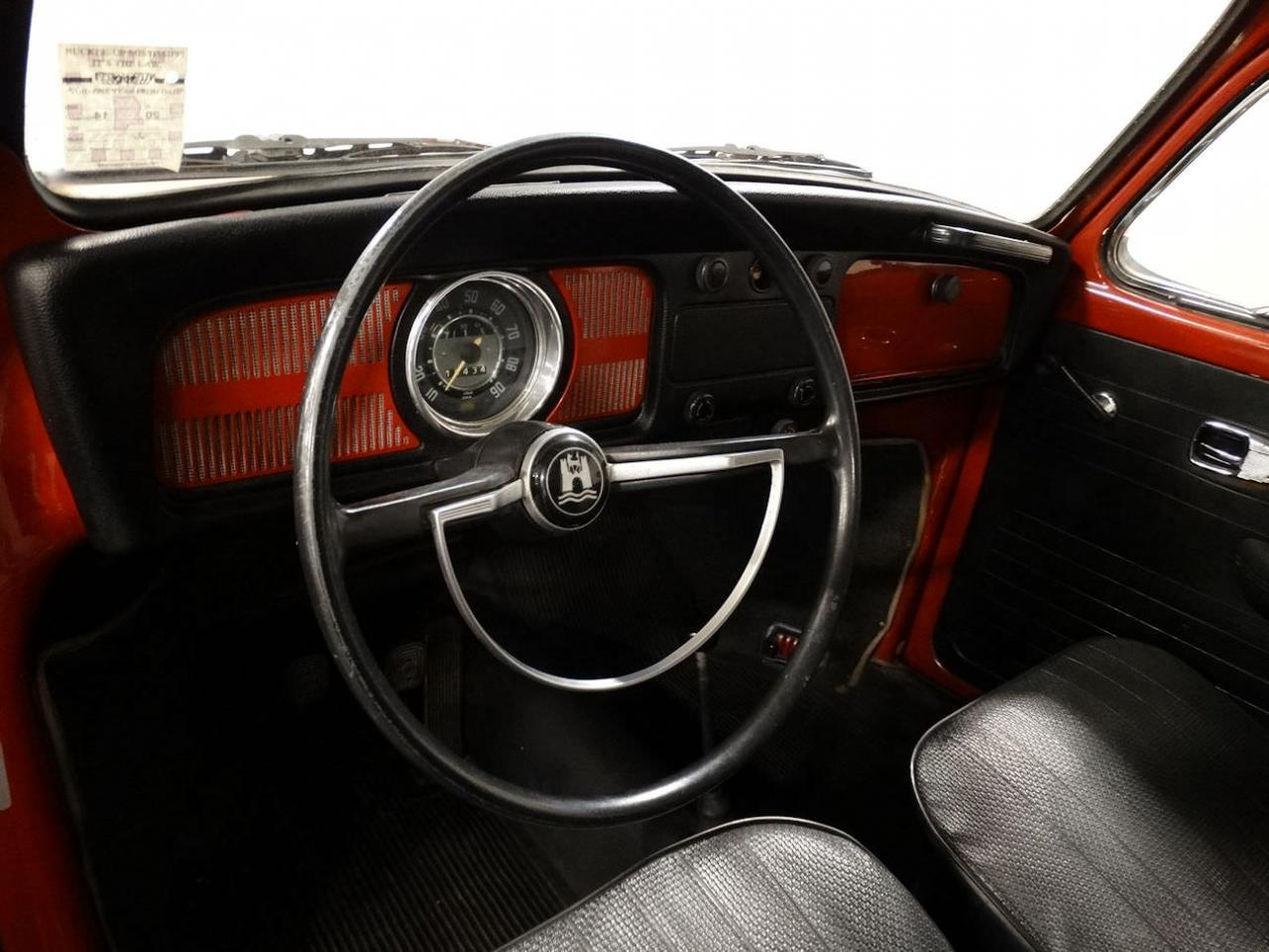 Large Picture of Classic '68 Volkswagen Beetle located in Indiana - L91P