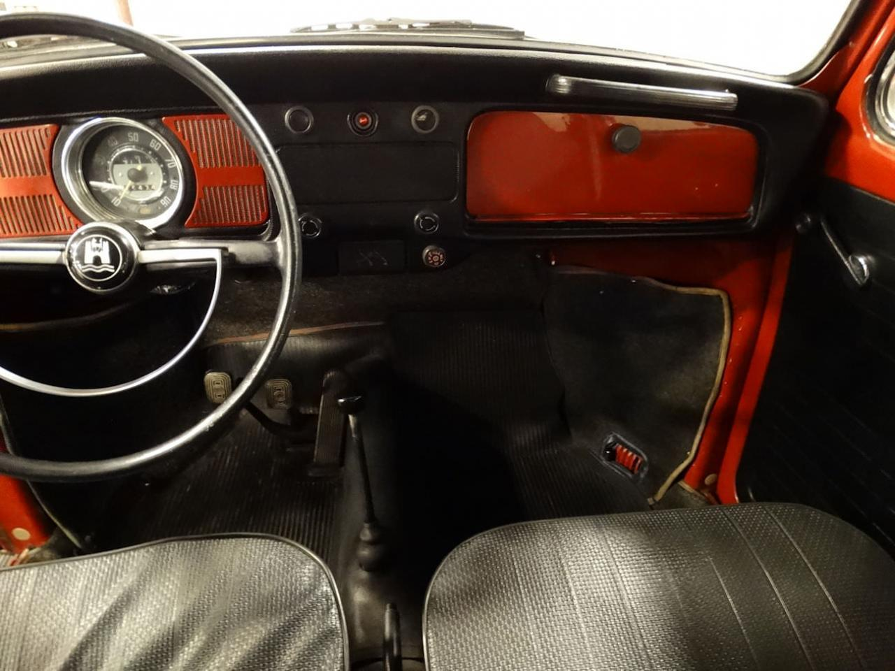 Large Picture of '68 Beetle located in Memphis Indiana - $10,995.00 - L91P