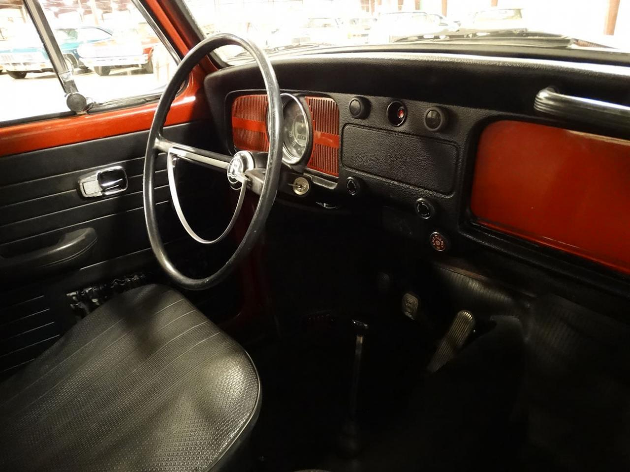 Large Picture of Classic '68 Beetle located in Memphis Indiana - $10,995.00 Offered by Gateway Classic Cars - Louisville - L91P