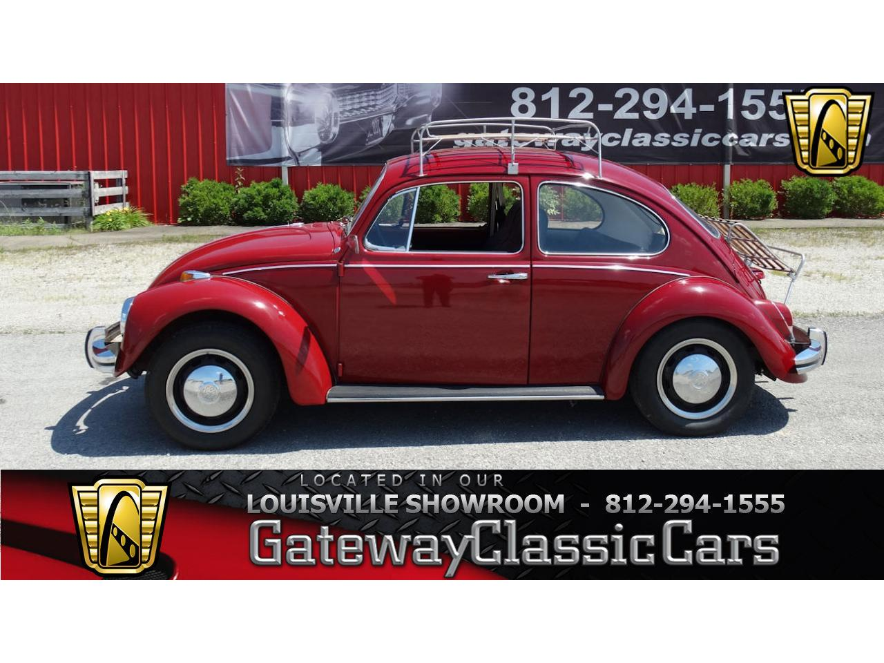 Large Picture of 1968 Volkswagen Beetle - L91P