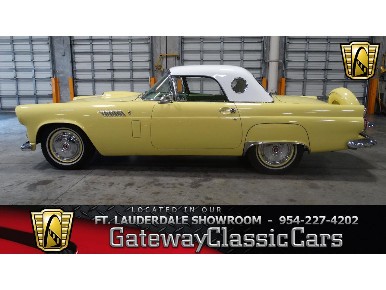 Large Picture of Classic '56 Thunderbird - L91T