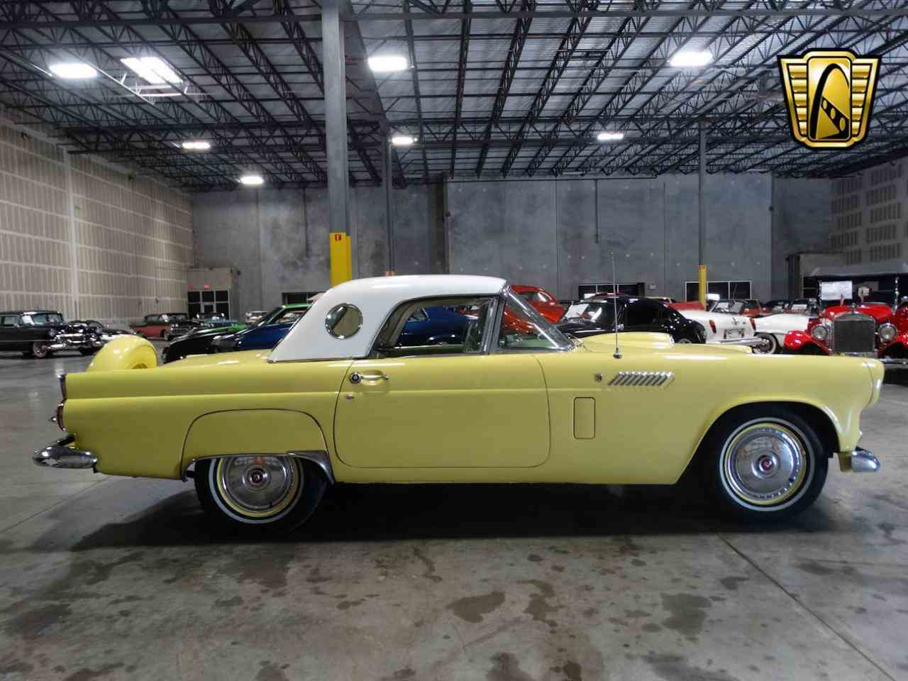 Large Picture of '56 Thunderbird - L91T