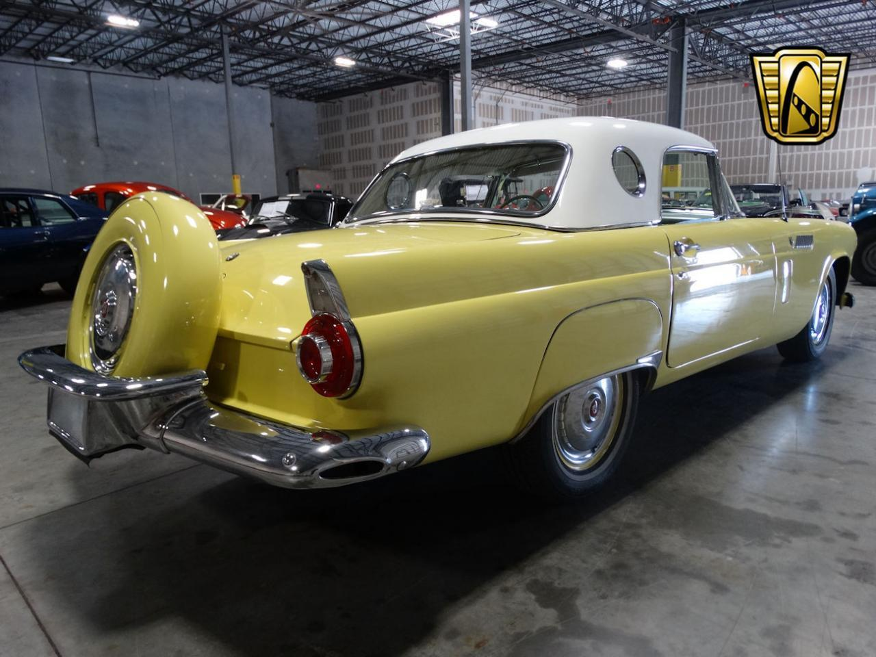 Large Picture of Classic 1956 Thunderbird located in Florida - $36,995.00 Offered by Gateway Classic Cars - Fort Lauderdale - L91T