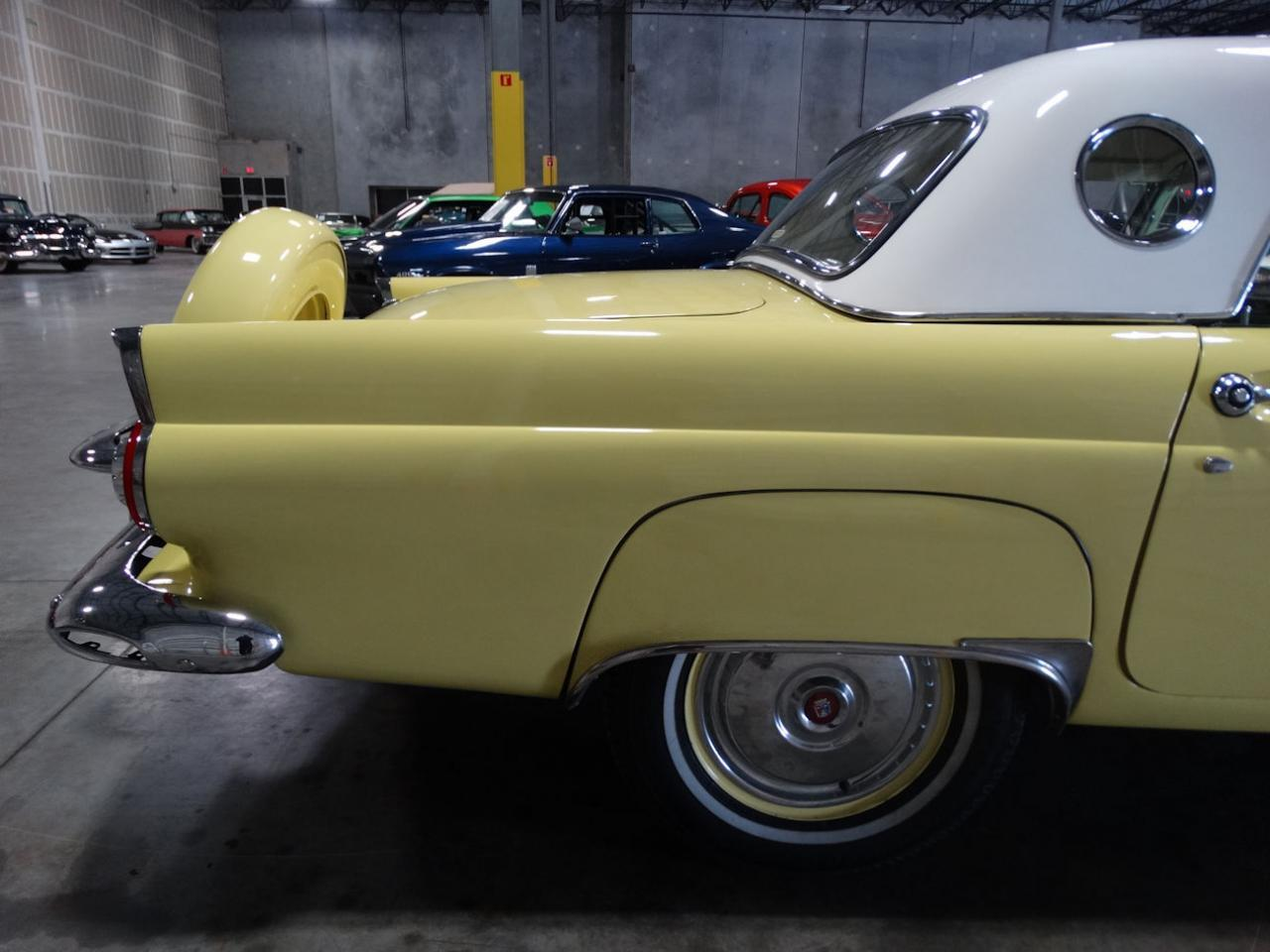 Large Picture of '56 Thunderbird located in Coral Springs Florida - $36,995.00 Offered by Gateway Classic Cars - Fort Lauderdale - L91T