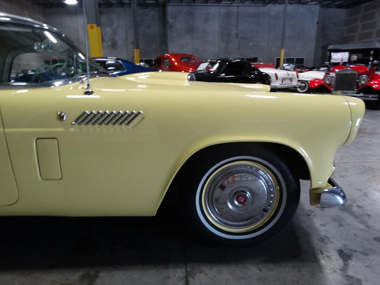 Large Picture of 1956 Ford Thunderbird - L91T
