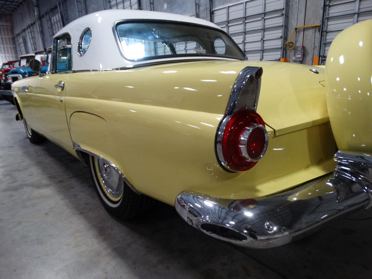 Large Picture of Classic 1956 Thunderbird located in Coral Springs Florida - $36,995.00 Offered by Gateway Classic Cars - Fort Lauderdale - L91T
