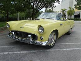 Picture of '56 Ford Thunderbird located in Florida - $36,995.00 Offered by Gateway Classic Cars - Fort Lauderdale - L91T