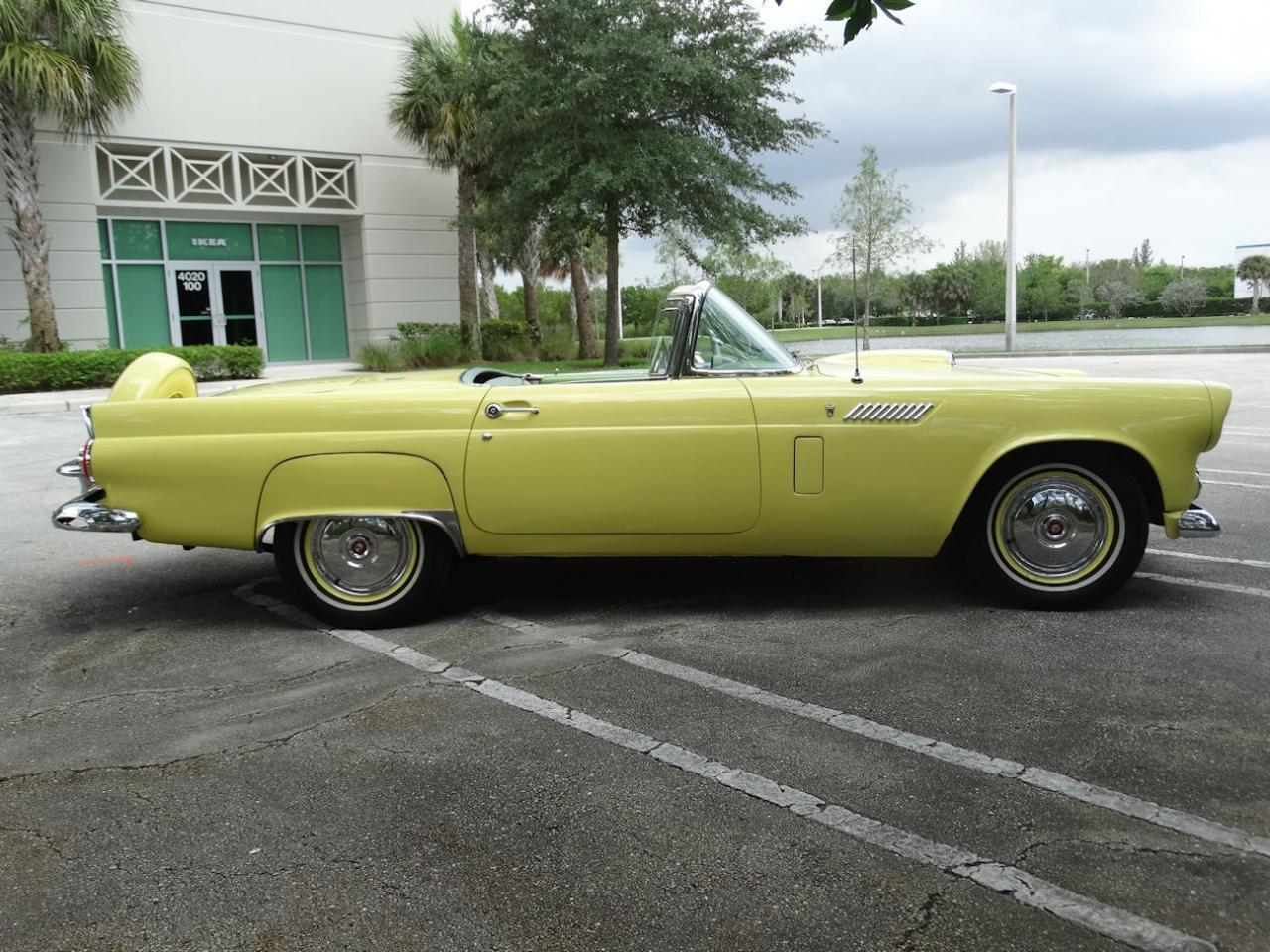 Large Picture of Classic '56 Ford Thunderbird Offered by Gateway Classic Cars - Fort Lauderdale - L91T