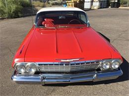 Picture of Classic 1962 Chevrolet Impala located in Utah Offered by Salt City Classic & Muscle - L808